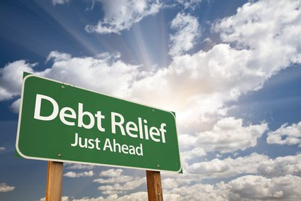 debt relief ahead